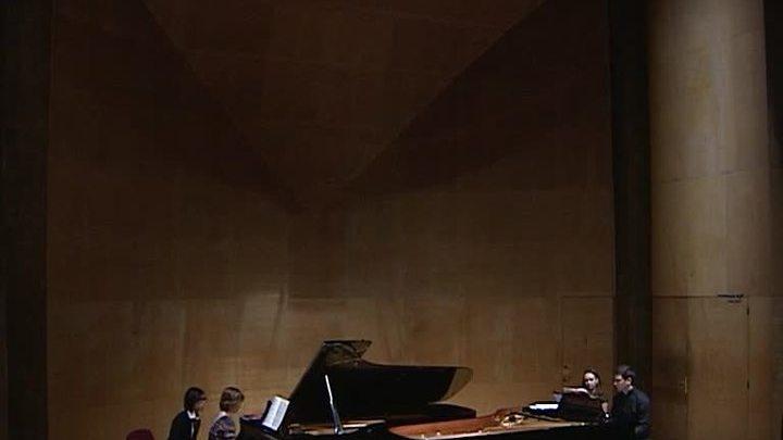 Фейерверк звуков в старейшей консерватории Парижа