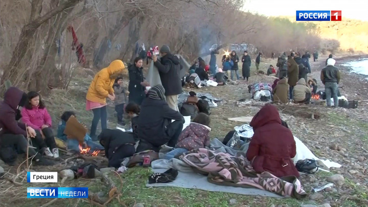 """""""Голодные люди - это опасно"""": коллапс на турецко-греческой границе"""