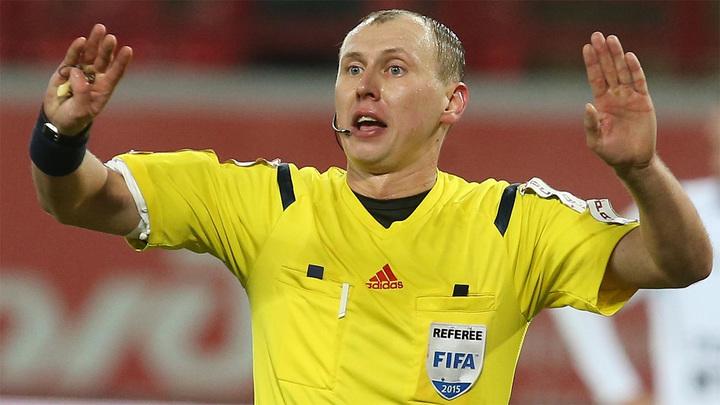Сергей Иванов будет судить финал Кубка России по футболу