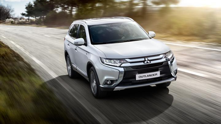 В России отзываются Mitsubishi Outlander из-за тормозов