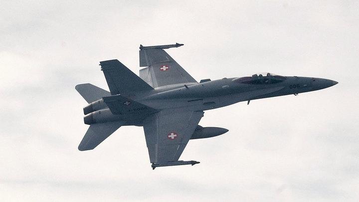 На время саммита Путина и Байдена над Женевой закроют небо