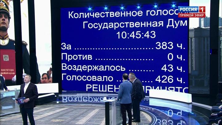 """Программа """"60 минут по горячим следам"""". Эфир от 11 марта 2020 года (12:50)"""