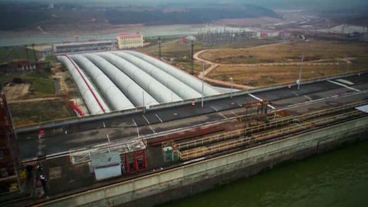 Загорская ГАЭС: электроэнергия прозапас. Специальный репортаж Д. Щугорева