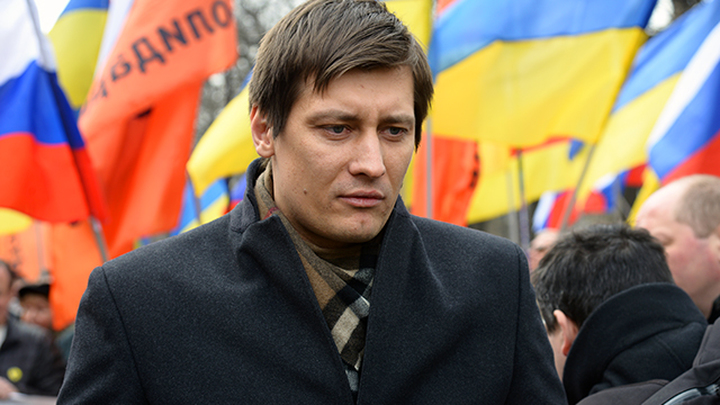 Адвокат: Дмитрий Гудков освобожден