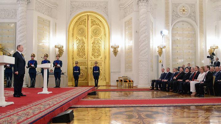 Владимир Путин вручил государственные премии выдающимся людям России