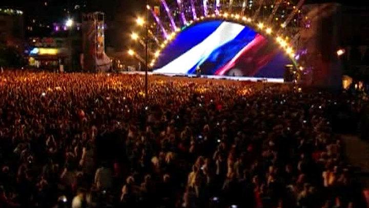 """Фестиваль """"Пять звезд"""": единство нации на одной сцене"""