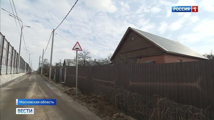 Грязь и гарь: реконструкция трассы стала кошмаром для жителей Балашихи