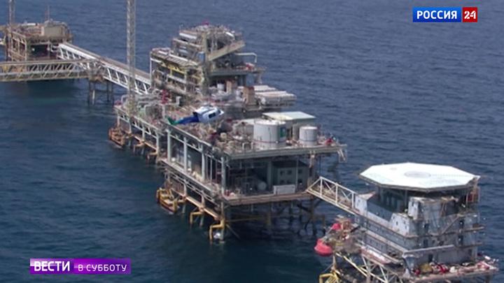 """""""Вести в субботу"""" узнали, что о нефти и ее будущем думают ведущие мировые ученые"""