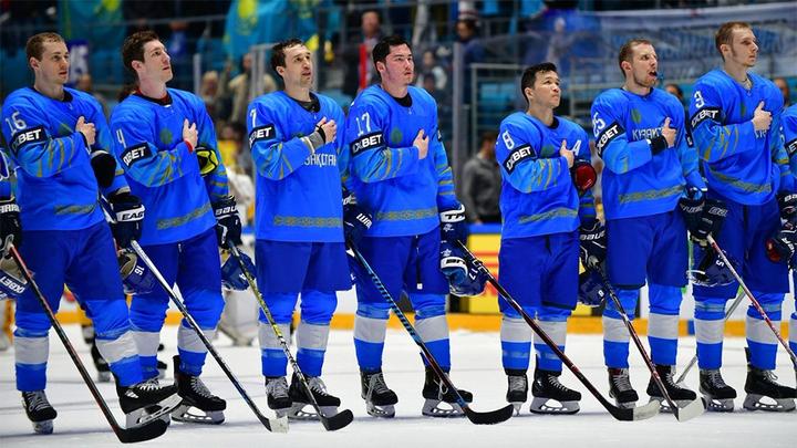 Матч хоккеистов Белоруссии и Казахстана отменен из-за коронавируса