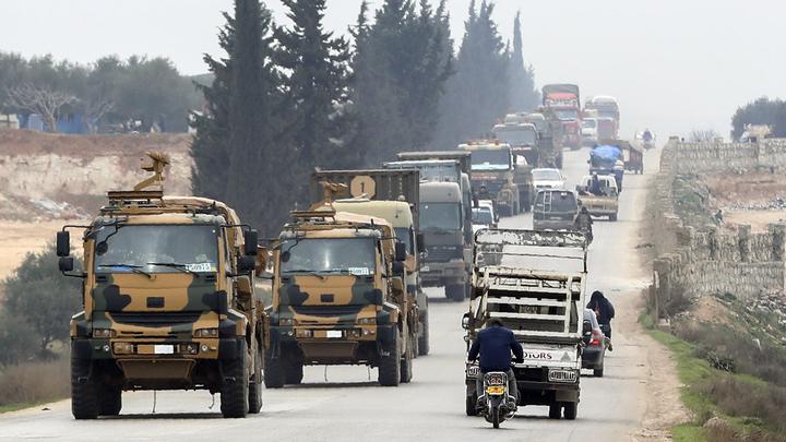 Москва и Анкара подчеркнули важность зачистки Идлиба от террористов
