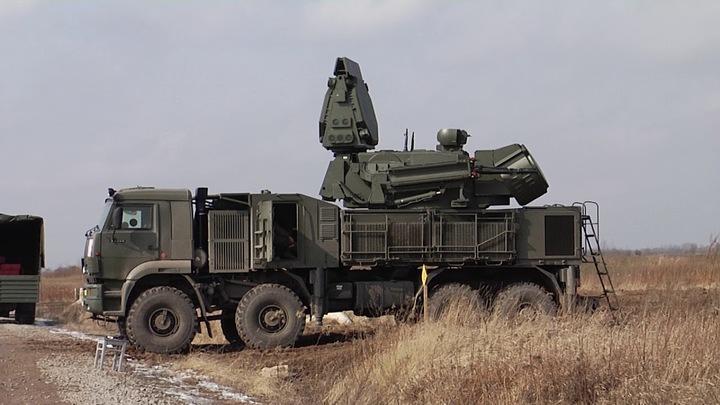 Сирия отразила израильскую ракетную атаку