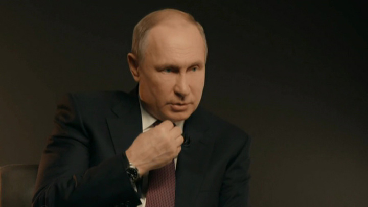 Путин: средний класс в России - уверенно свыше 70 процентов