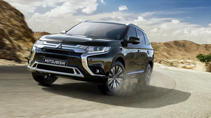 Mitsubishi в 2021 году планирует увеличить продажи в России на 25%