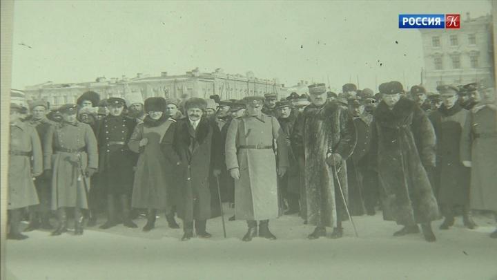 В Государственный архив России передали документы и письма Александра Колчака