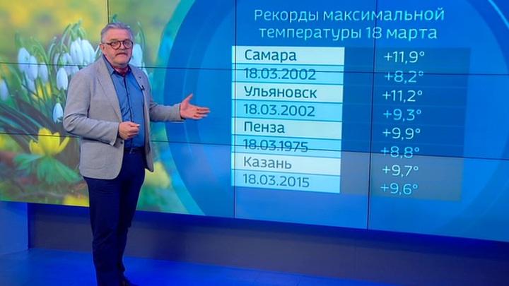 """""""Погода 24"""": мощный циклон гонит холодный воздух в Россию"""