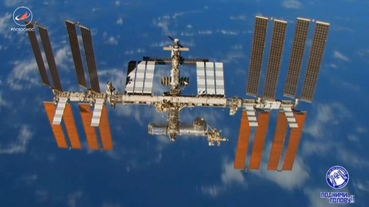 Орбиту МКС поднимут на километр