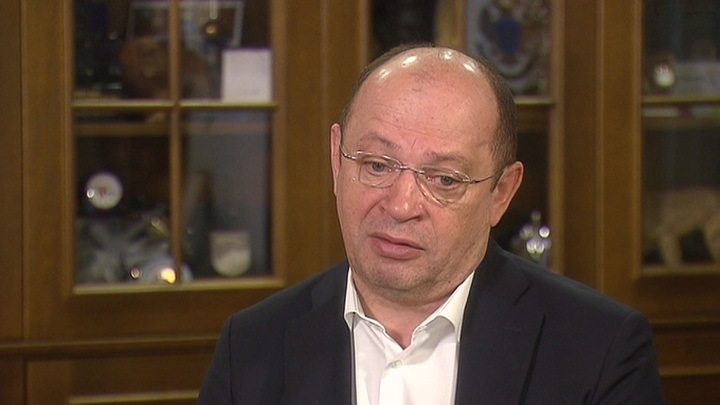 Футбол России. Сергей Прядкин