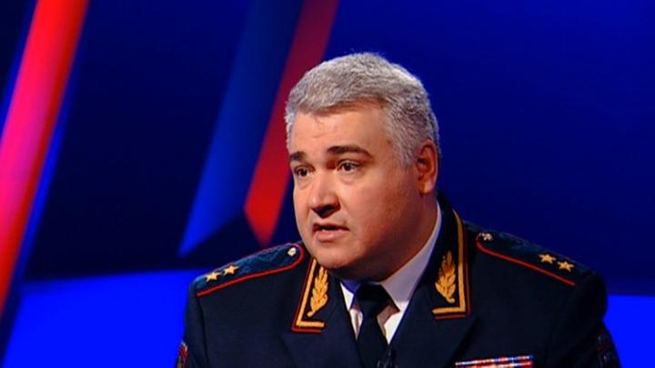 Глава ГИБДД России: мы видим все иностранные номера