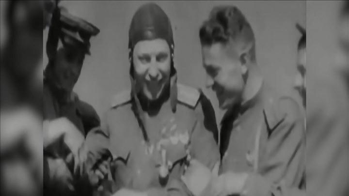 Подвиг советских летчиц, освобождение лагерей смерти и успешные бои в Восточной Пруссии