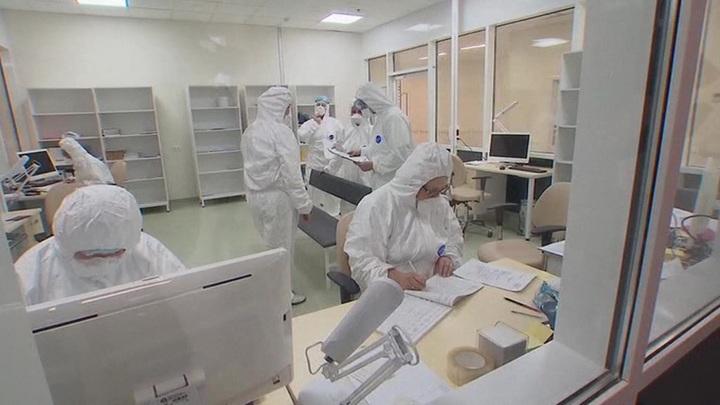 Хроника пандемии: в России прибавилось зараженных вирусом