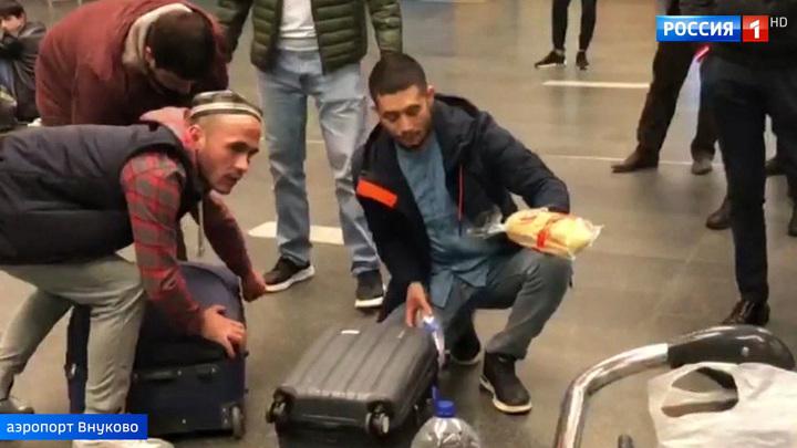 Заложники терминалов: в столичных аэропортах ждут рейсов домой сотни граждан Таджикистана и Узбекистана