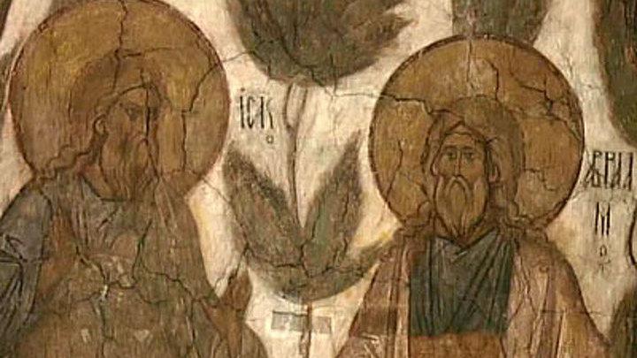 Спасти фрески Рублева