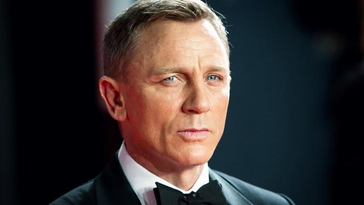 Исполнитель роли Бонда Дэниел Крейг получил звание как у агента 007