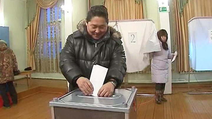 КПРФ победила в Якутии на выборах в Госдуму