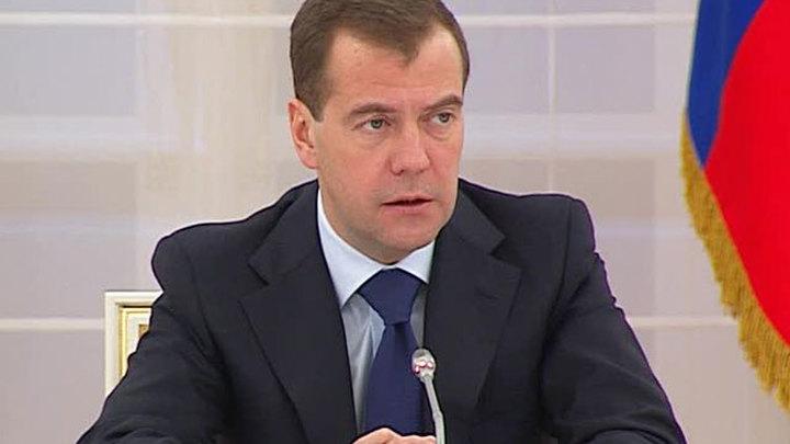 Медведев внес в Думу законопроект о прямых выборах губернаторов