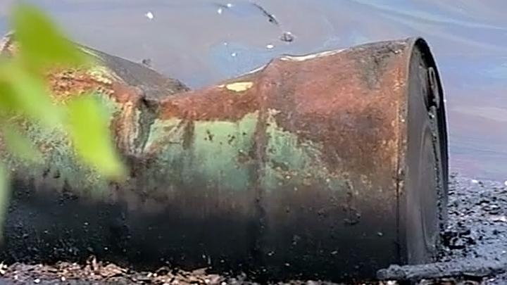 Разлив нефтепродуктов произошел в приморском порту Находка