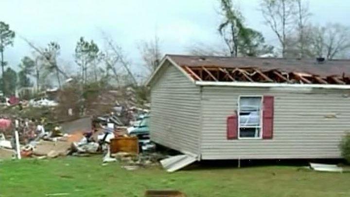 США. Последствия шторма