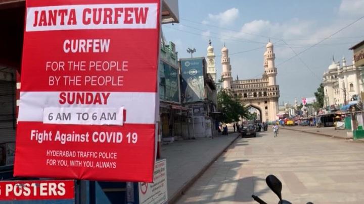 Индия ужесточает меры в борьбе с коронавирусом