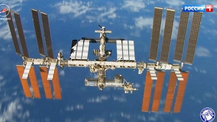 МКС над Москвой: станцию можно будет увидеть невооруженным глазом