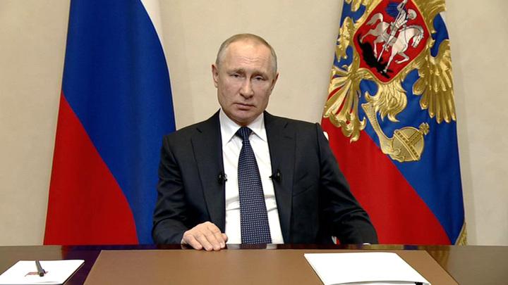 Путин: следующая неделя для россиян станет нерабочей