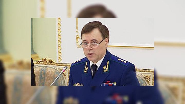 Путин освободил Буксмана от должности первого заместителя генпрокурора
