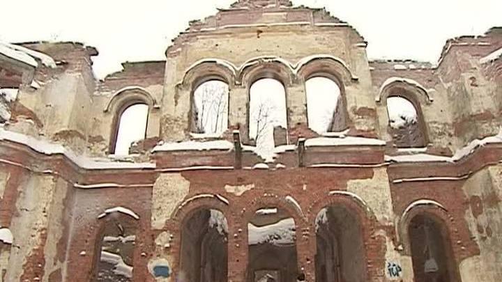 Молчание руин. Специальный репортаж З. Курбатовой