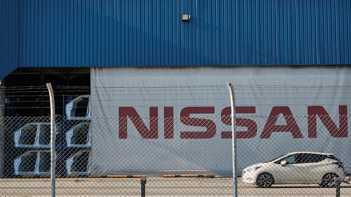 7-балльное землетрясение остановило два завода Nissan