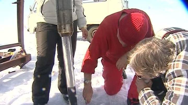 Озеро Байкал раскрывает свои тайны