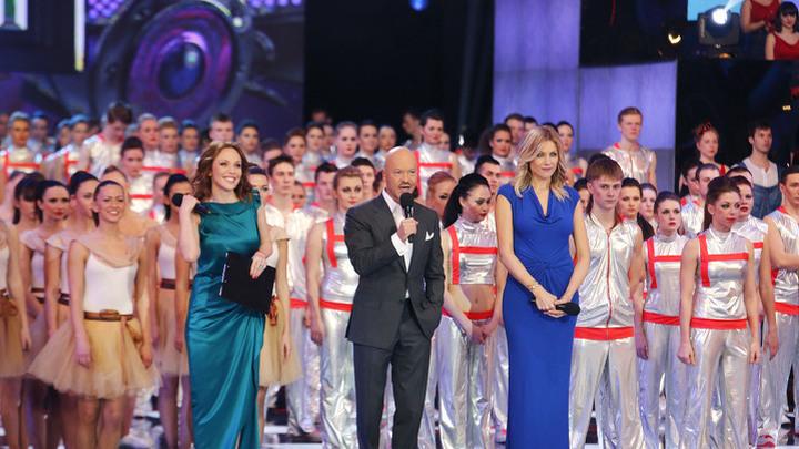 """Шоу """"Большие танцы"""".  09.03.2013"""