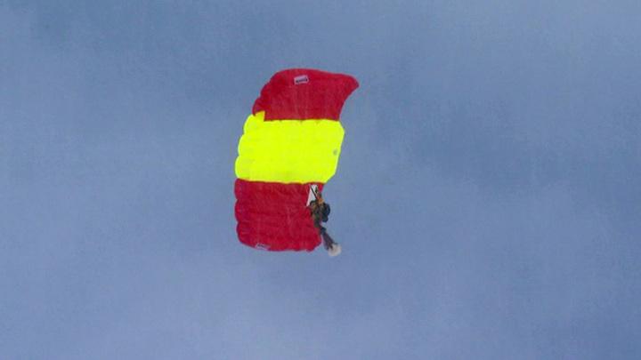 Парашютисты-десантники Авиалесоохраны проходят учения в Якутии