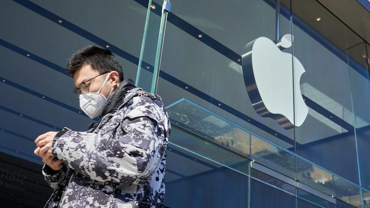 Смартфоны Apple перестали узнавать владельцев из-за масок на лице