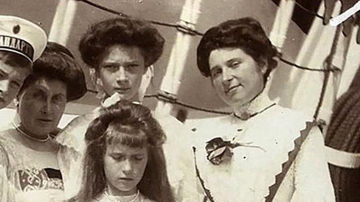 Мемуары фрейлины последней русской императрицы