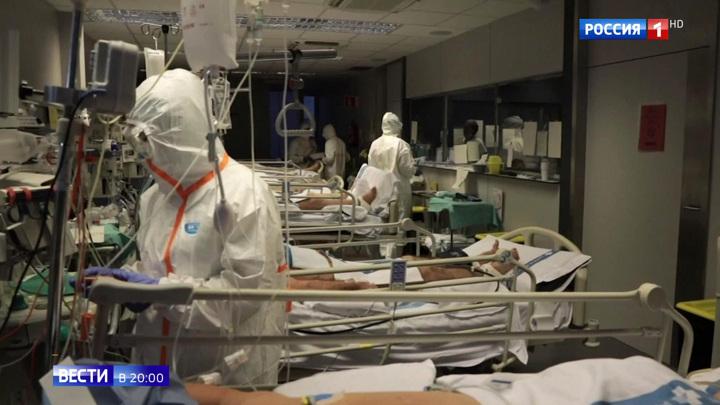 Такая разная, но единая коронавирусом Европа: что происходит в странах ЕС