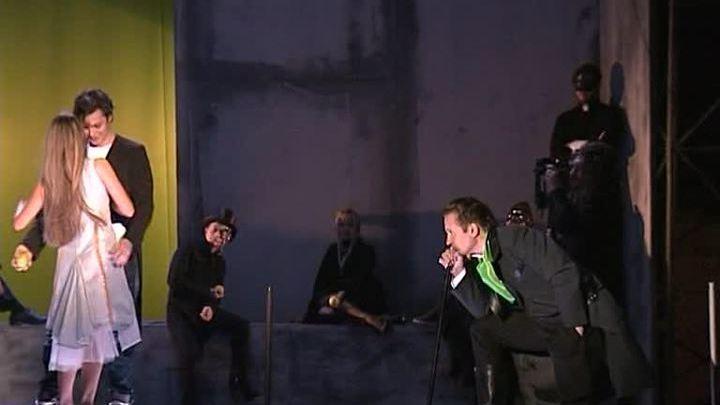 Олег Меньшиков воспитает из Дориана Грея поп-идола