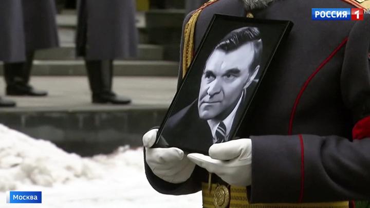 На Троекуровском кладбище столицы простились с Юрием Бондаревым