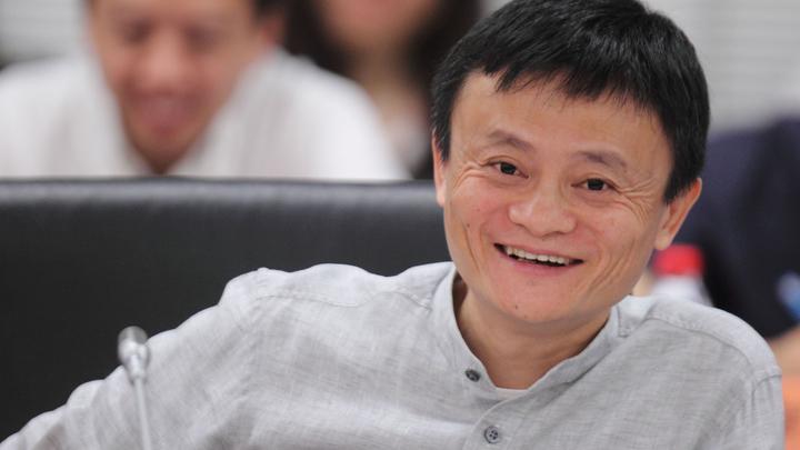 Акции Alibaba подорожали на фоне новостей о появлении Джека Ма на публике
