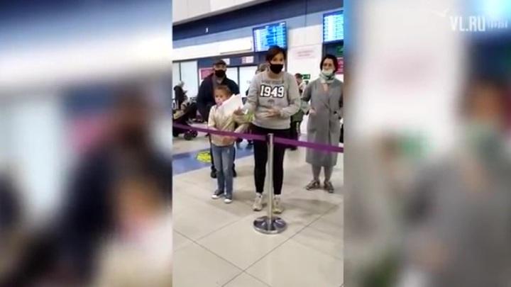 Несознательность некоторых российских туристов не знает границ