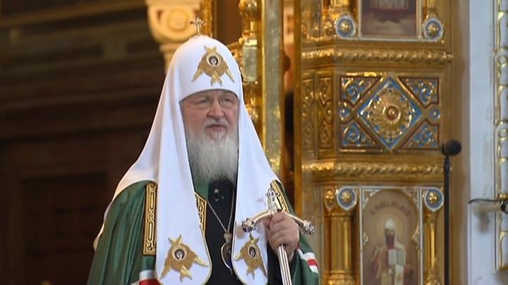 """Патриарх объедет Москву с иконой """"Умиление"""""""
