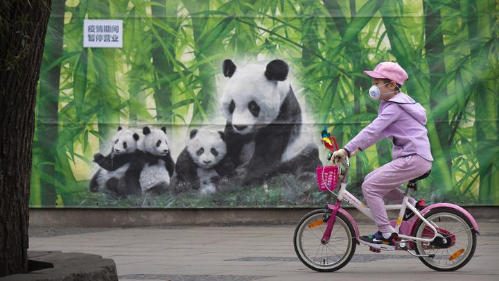 Китайских детей будут прививать с трех лет