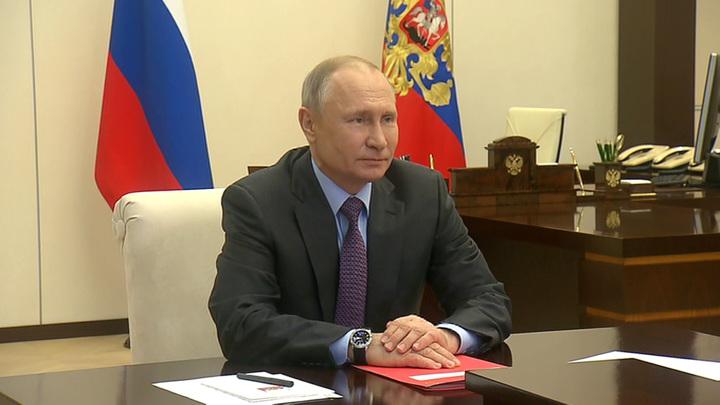 Путин назвал главный приоритет в сложившейся ситуации